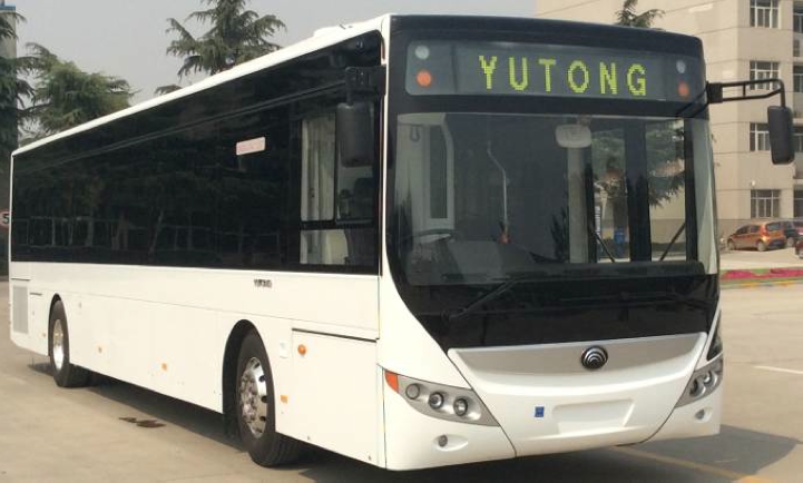 Yutong Low Floor Route Bus