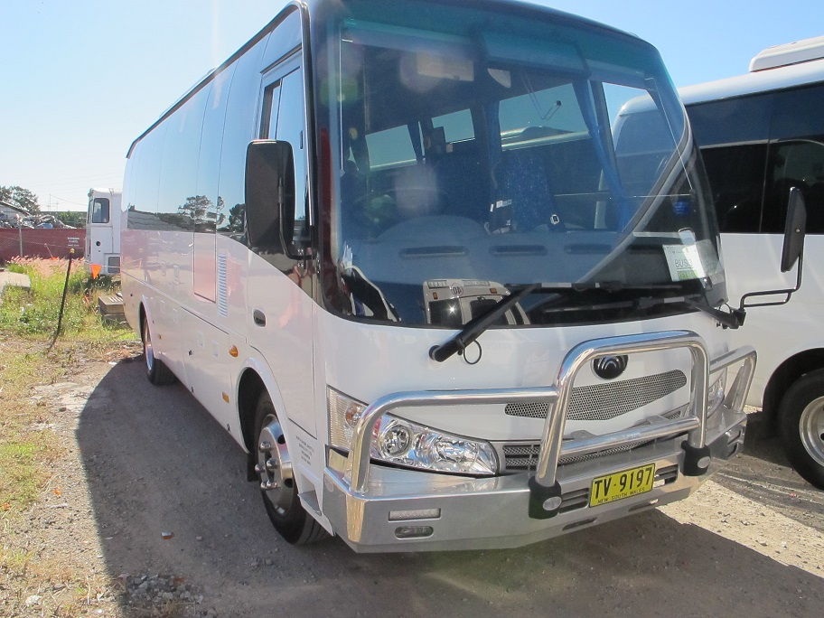 Used Buses and Coaches For Sale | Bus Stop Sales & Service